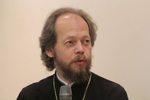Archpriest George Kovalenko, a spokesman for the UOC-MP
